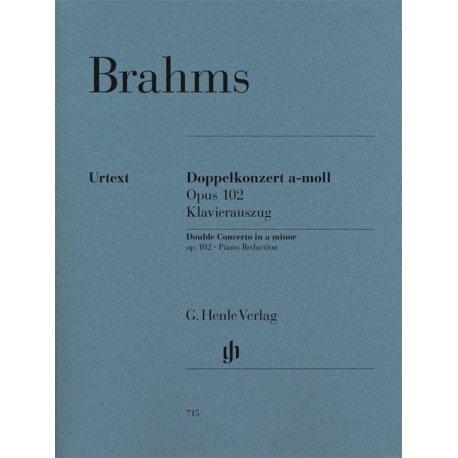 Brahms J. Doppelkonzert a-moll Opus 102