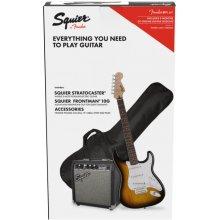 Fender Squier Strat Pack LRL BSB 10G