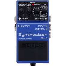 Boss SY1 Guitar Synth