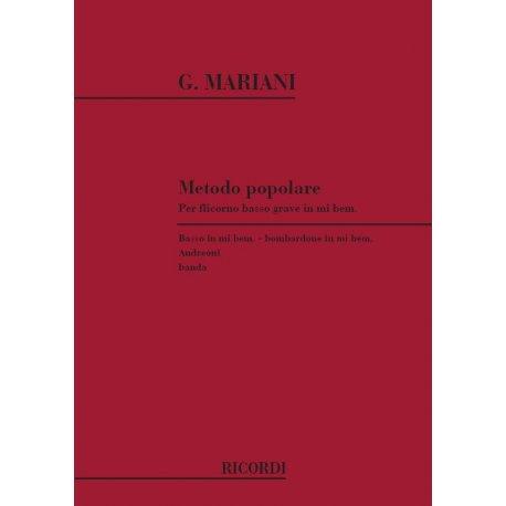 MARIANI Metodo Popolare per flicorno basso grave in Mib
