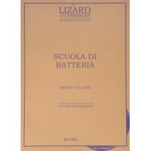 LIZARD-UNTERBERGER Scuola di Batteria /1