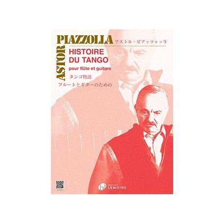 Piazzolla A.Histoire Du Tango