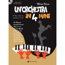 VACCA M. Un'orchestra in 4 mani