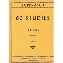 KOPPRASCH C. 60 Selected Studies for Horn part II