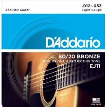 D'Addario EJ11 12/53