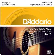 D'Addario EJ14 12/56