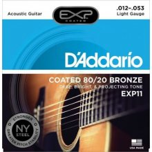 D'Addario EXP11 12/53
