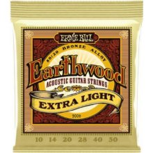 Ernie Ball 2006 Earthwood 10/50