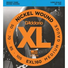 D'Addario EXL160 50/105