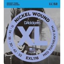 D'Addario EXL116 11/52