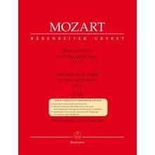 MOZART W.A. Concerto N.4 KV218 D magg.