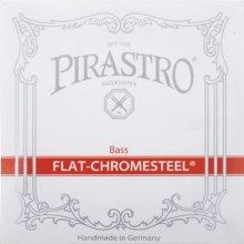Pirastro Flat Chromesteel Solo F-
