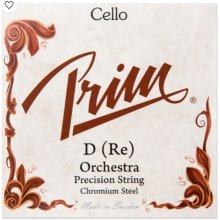 Prim Cello D Orchestra