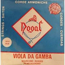 Dogal R37 Set Viola da Gamba
