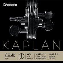 D'Addario Kaplan E-Mi K420L-3