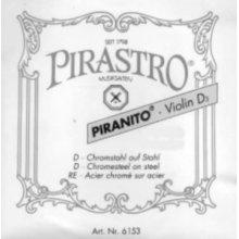 Pirastro Piranito D String 3/4 1/2