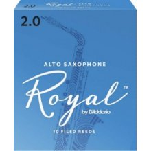 D'Addario Royal Alto 2.0