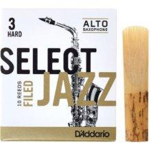D'Addario Select Jazz Filed Alto 3H