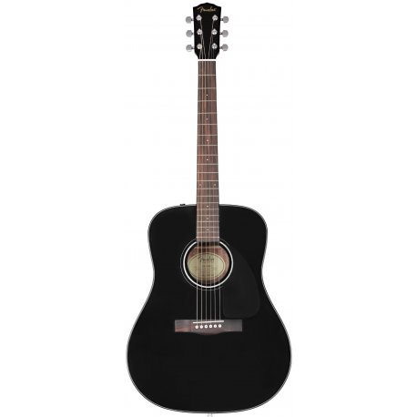 Fender CD60 V3 Black