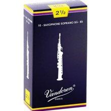 Vandoren Classic Blue Soprano 2.5