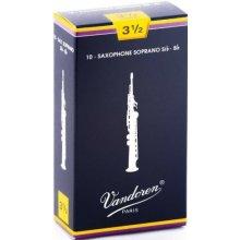 Vandoren Classic Blue Soprano 3.5
