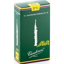Vandoren Java Green Soprano 2.5