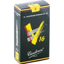 Vandoren V16 Soprano 2.0
