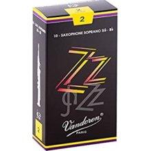 Vandoren ZZ Jazz Soprano 2.0