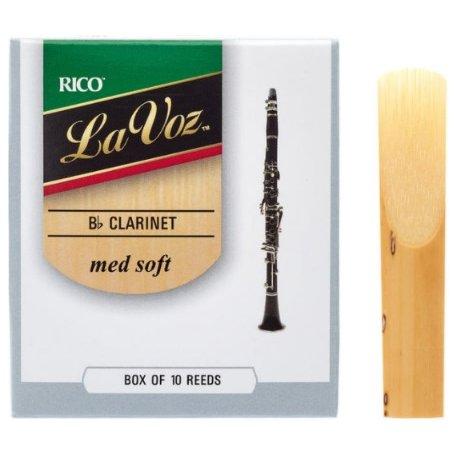 D'Addario La Voz Bb Clarinet MS