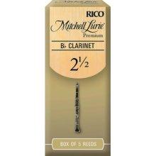 D'Addario Mitchell Lurie Bb Clarinet 2.5