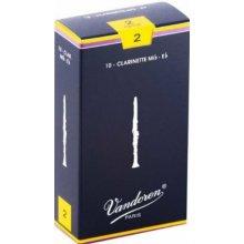 Vandoren Classic Blue Eb Clarinet 2.0