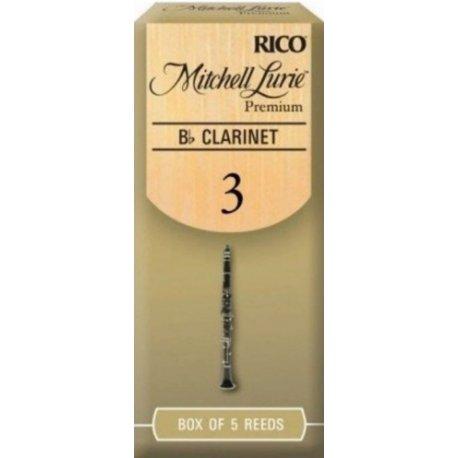 D'Addario Mitchell Lurie Bb Clarinet 3.0