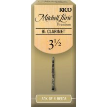 D'Addario Mitchell Lurie Bb Clarinet 3.5