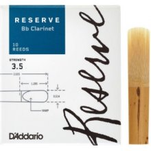 D'Addario Reserve Bb Clarinet 3.5
