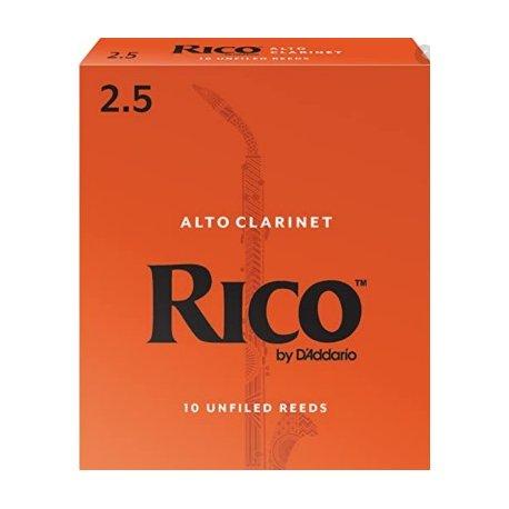 D'Addario Rico Alto Clarinet 2.5