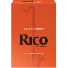 D'Addario Rico Bass Clarinet 2.5