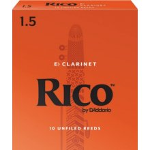 D'Addario Rico Eb Clarinet 1.5