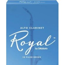 D'Addario Royal Alto Clarinet 2.0