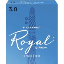 D'Addario Royal Bb Clarinet 3.0