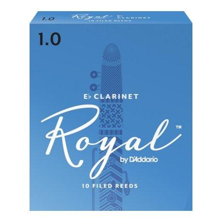 D'Addario Royal Eb Clarinet 1.0