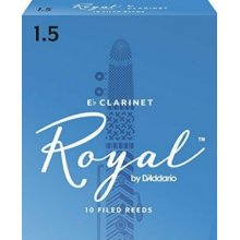 D'Addario Royal Eb Clarinet 1.5