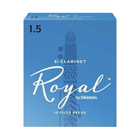 D'Addario Royal Eb Clarinet 1.5