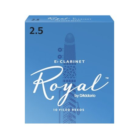 D'Addario Royal Eb Clarinet 2.5