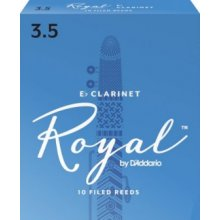 D'Addario Royal Eb Clarinet 3.5