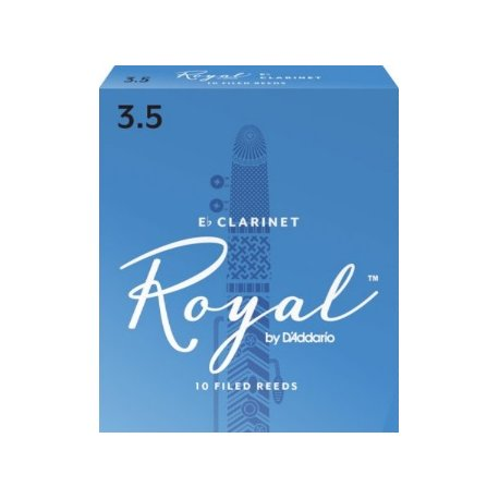 D'Addario Royal Eb Clarinet 3.5