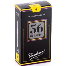 Vandoren Rue Lepic Bb Clarinet 4.0