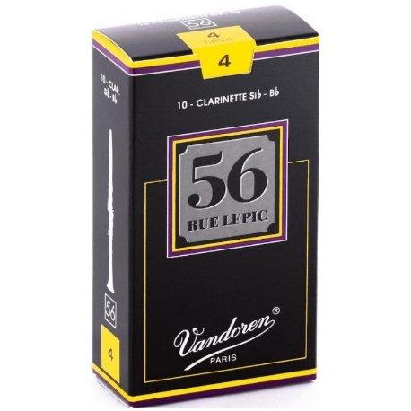 Vandoren Rue Lepic Bb Clarinet 4.0