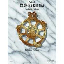 ORFF C. Carmina Burana (Vocal Score)