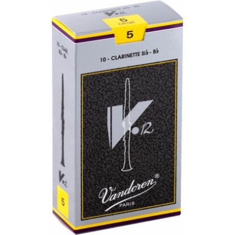 Vandoren V12 Bb Clarinet 5.0