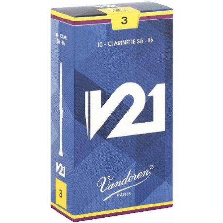 Vandoren V21 Bb Clarinet 3.0